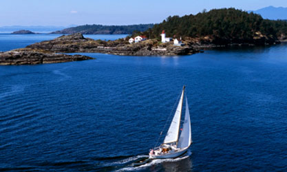 Sailing and Cruising Gulf Islands-2