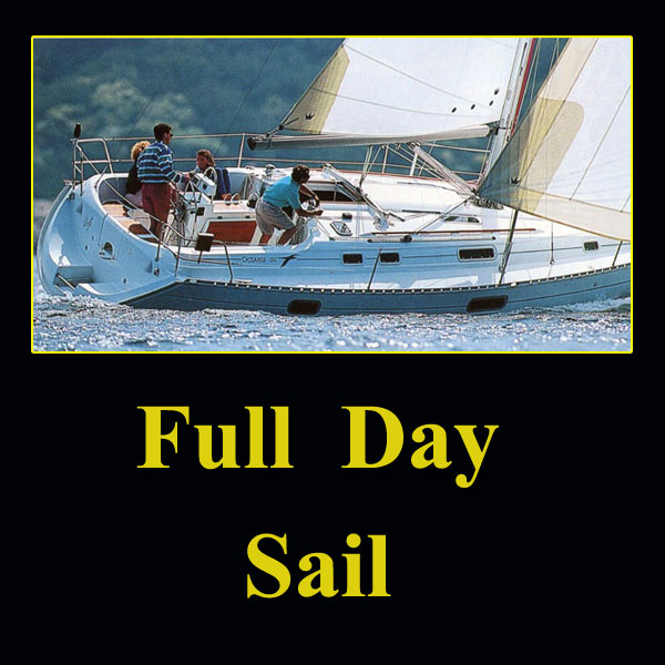 Purchase full day sail