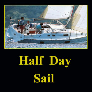 Purchase half day sail
